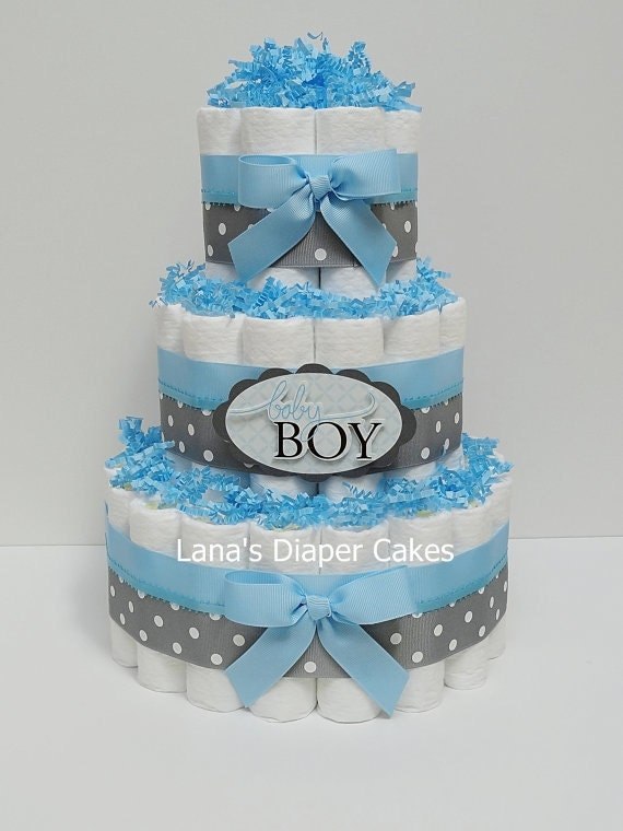 Cake Made Of Diapers For Baby Shower Part - 48: Request A Custom Order And Have Something Made Just For You.