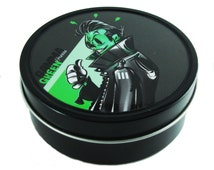 Pomade, Hair Pomade, Green Gamma Grease by PompKing Pomades, Asian Sandalwood Scent, Medium/Heavy Hold