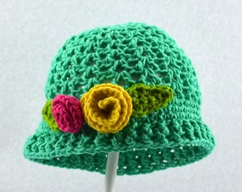 Doll Hat - Spring
