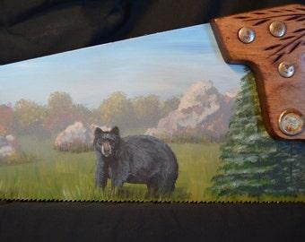 Bear Handsaw