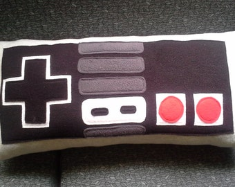 NES Controller Pillow
