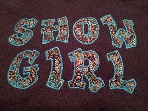 Livestock show girl hooded sweatshirt - show goat - show cattle hooded sweatshirt  - Livestock girls clothing - lamb shower - hog shower