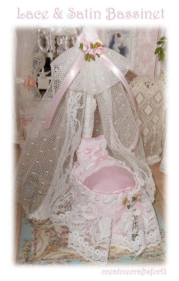 how to make a bassinet canopy