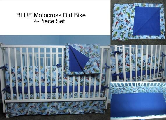 Motocross Baby Dirt Bike Nursery Baby Crib Toddler By