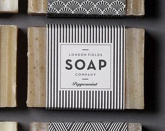 Peppermint Tea Soap
