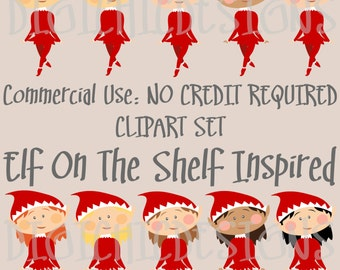 Popular Items For Elf On The Shelf On Etsy