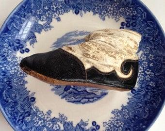 Victorian Child's Shoe