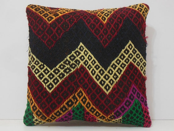 Primitive Throw Pillows For Couch : 18x18 primitive sofa cushions euro outdoor by DECOLICKILIMPILLOWS
