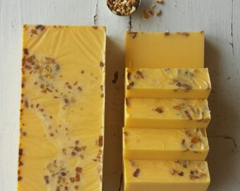 LITSEA SOAP | Organic | Purify | Lung & Digestion | Vegan | With Turmeric | Reduce Inflammation