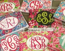Lilly-Inspired Note Cards with Envelopes - Set of 10