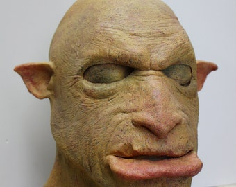Troll or Ogre or Orc Latex Mask