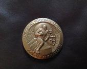 National Football League Golden Anniversary 1920-1969 Paperweight