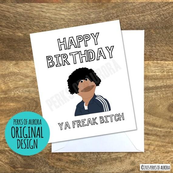 Franklin Arrested Development inspired Birthday Card – Arrested Development Birthday Card