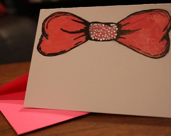 Perfectly Pink Thank You Cards