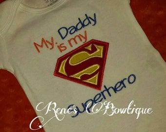 SuperGirl/Super Boy Tshirt