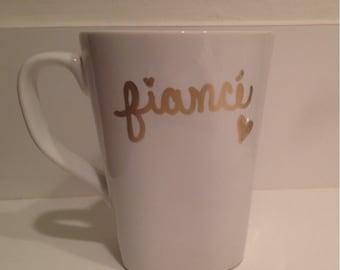Fiancé Mug
