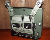 Sears Du All 8mm and Super 8 Film Projector