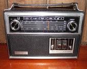 Stewart ST-835 Multi-Band Portable Radio circa 1970s