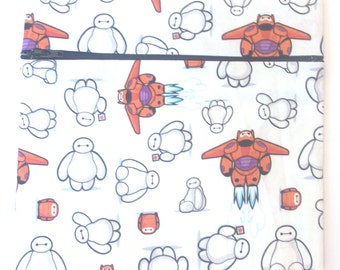 big hero six reusable snack/sandwich bag