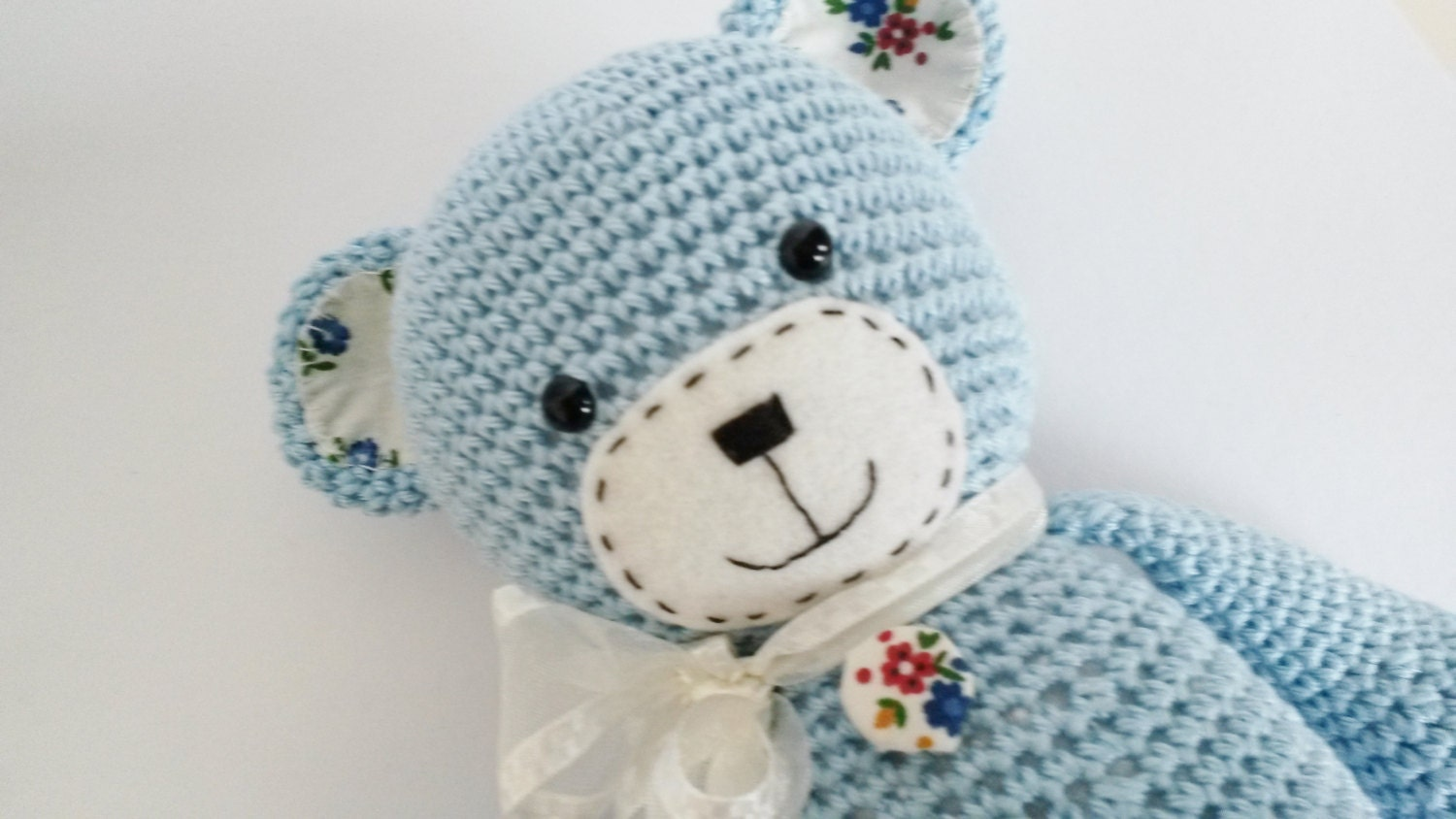 Amigurumi Teddy Bear Free Patterns : Amigurumi free patterns teddy bear: little muggles free pattern