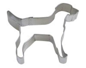 """Labrador Dog Lab Cookie Cutter  4"""""""