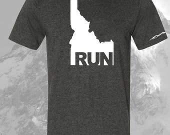 Run Shirt Idaho ANY STATE AVAILABLE!