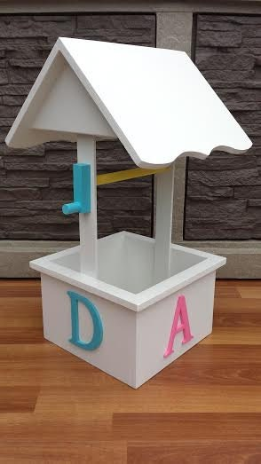 Baby Shower Wishing Well Images ~ Baby shower wishing well wishes for handmade