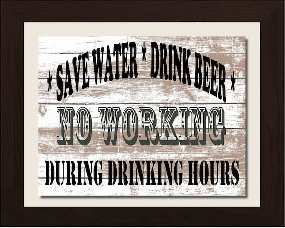 funny kitchen wall art funny kitchen decor save water drink