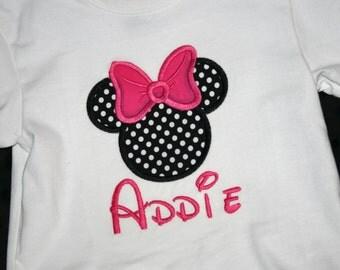 Minney Mouze shirt/onesie