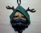 KNECHT RUPRECHT - Santa'sLittle Helper - Wildman ornament