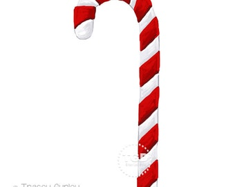 Candy Cane Clip Art, Invitation Art, holiday clip art,  candy cane art, candy cane overlay