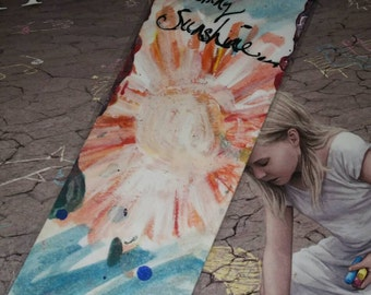 Be Your Own Sunshine Original art bookmarks