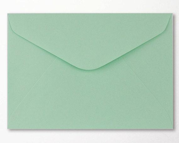 Mint Envelopes C6 Envelope Matte 4x6 Inch 114 x 162mm Suitable – 4x6 Envelope Template