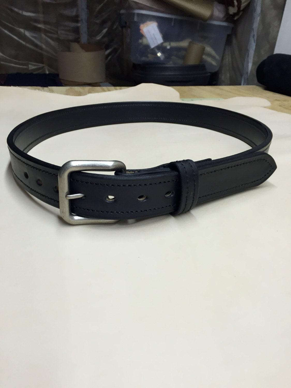 1 1 2 handmade leather gun belt handcrafted leather