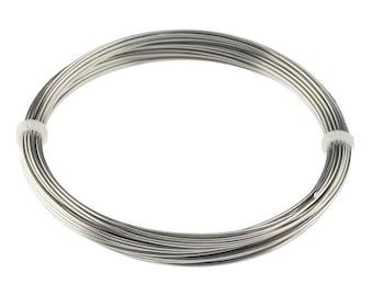50 FEET STAINLESS Steel 12 Gauge Wire 2.0MM  Crafts, Birds Toys,
