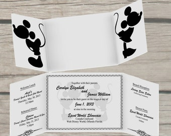 wedding invitation, Wedding invitations