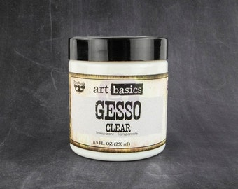 Prima Art Basic Clear Gesso
