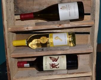 Rustic Wine Cabinet