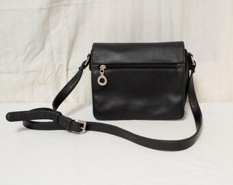 Nine West, Organizer bag,black ,faux leather,purse,Shoulder Bag