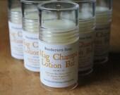 Nag Champa Lotion Bar / Natural Solid Perfume Stick