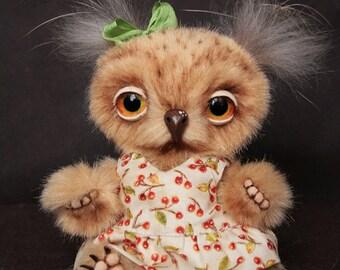 Owl Ainhoa - Teddy 4.7 inches (12 cm)