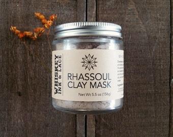 Rhassoul Clay Mask - Revitalizing, anti-aging mask