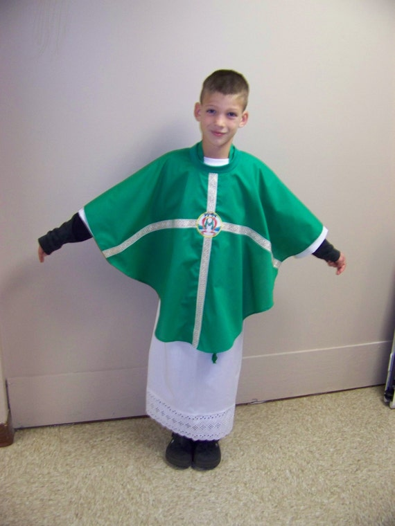 Vestments for Boys