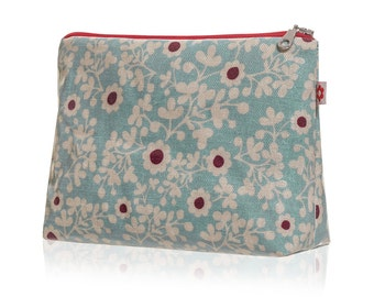 Constance Oilcloth Wash Bag by Susie Faulks