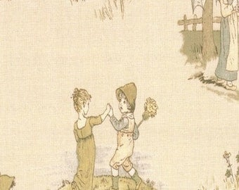 Kate Greenaway - Clotted Cream