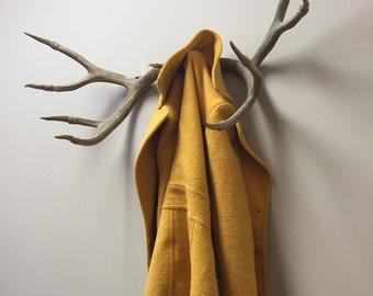 Deer Antler Coat Hooks Amusing Antler Coat Rack Etsy Inspiration Design