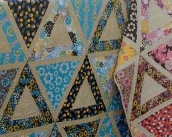 Chopsticks Quilt Pattern - Julie Herman - Jaybird Quilts - JBQ 111