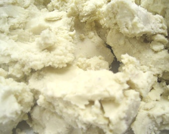 100% Pure Unrefined Raw Organic Shea Butter - 1 KG , free shipping express