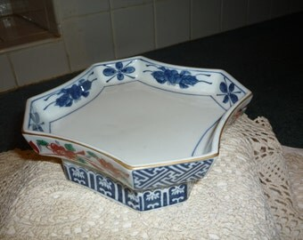 Oriental Candy Dish or Bowl