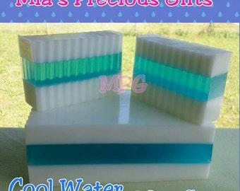 Cool Water Glycerin Men Soap